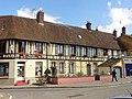 Gournay-en-Bray (76), maison à colombages, place de la Libération - rue Legrand-Baudu 1.jpg