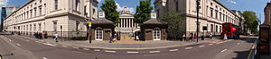 Gower Street, London - UCL entrance