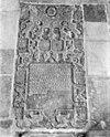 grafsteen in de zuid kooromgang - arnhem - 20024698 - rce