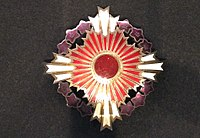 Grand Cordon of the Order of the Paulownia Flowers 002.jpg