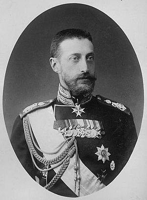 Russian polar expedition of 1900–02 - Grand Duke Konstantin Konstantinovich of Russia, patron of the expedition