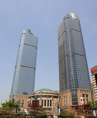 Grand Gateway Shanghai - Image: Grand gateway shanghai