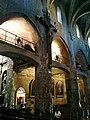 Grasse Cathedrale Notre-Dame-Du-Puy De Grasse Bas Cote Droit Nef - panoramio.jpg