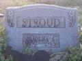 Gravesite marker of Robert F. Stroud.png