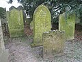 Gravestones within Corhampton Churchyard - geograph.org.uk - 1115651.jpg