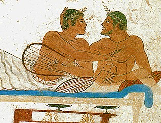 """One of the four ancient Greek terms for types of """"love"""""""