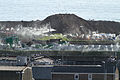 Green waste, La Collette, Jersey.JPG