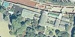 Greenhouse in Shunjuku Gyoen Aerial Photo GSI CKT893-C6A-25 19891020.jpg