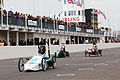 Greenpower Formula 24 Cars at the 2011 National Final, Goodwood.jpg