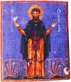 Timeline of Orthodoxy in Greece (717–1204) - Venerable Gregory Decapolites, the New Wonderworker.
