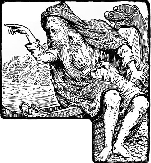 Greybeard mocks Thor