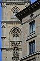 Grossmünster - Karlsturm - Limmatquai 2012-09-26 15-17-57.JPG