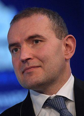 President of Iceland - Image: Guðni Th. Jóhannesson (2017 03 30)