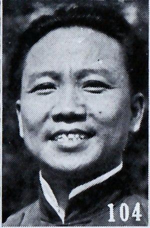 Ku Cheng-kang - Image: Gu Zhenggang