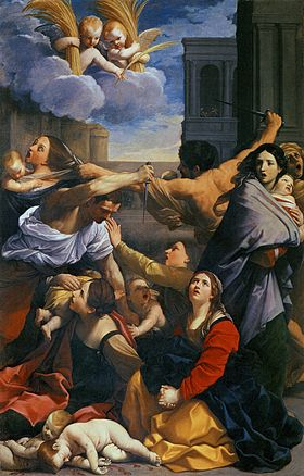 Image illustrative de l'article Le Massacre des Innocents (Guido Reni)