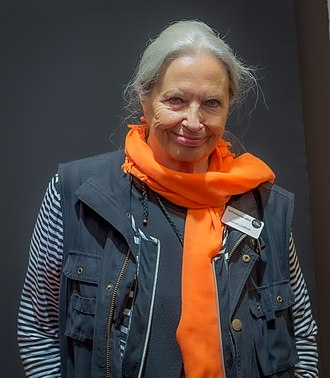 Gunnel Lindblom - Lindblom  in 2013.