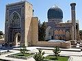 Guri Amir Mausoleum, Samarkand (6134272738).jpg
