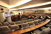 Hémicycle de l'assemblée populaire nationale (Algérie)