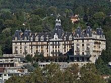 Aix Les Bains Wikipedia