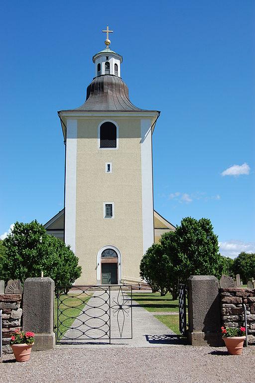 Hgby kyrka, land - Wikiwand