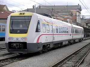 RegioSwinger - Image: HŽ 7123 series DMU (06)