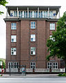 HFBK (Hamburg-Uhlenhorst).Nordflügel.Fassade Lerchenfeld.21686.ajb.jpg