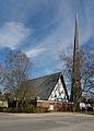 HH-Oldenfelde Bonhoeffer-Kirche von Südwest.jpg