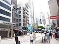 HK 中環 Central 皇后大道中 Queen's Road Central morning Sunday June 2019 SSG 02.jpg