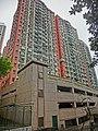 HK 北角半山 North Point Mid-Levels 雲景道 56 Cloud View Road 富豪閣 Beverley Heights Apr-2014 facade.JPG