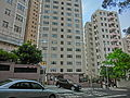 HK 天后 Tin Hau 寶雲道 Cloud View Road Viking Villa facades Block C April-2014.JPG