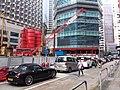 HK 灣仔 Wan Chai 蘭杜街 Landale Street 皇后大道東 Queen's Road East construction site August 2019 SSG 11.jpg