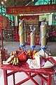 HK 西營盤 Sai Ying Pun 香港 中山紀念公園 Dr Sun Yat Sen Memorial Park 香港盂蘭勝會 Ghost Yu Lan Festival offerings 06.jpg