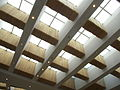 HK Admiralty mall Pacific Place 28 courtyard ceiling Aug-2012.JPG