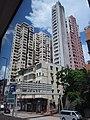 HK Bus 101 view 九龍城區 Kln City 漆咸道北 Chatham Road North 馬頭圍道 Ma Tau Wai Road August 2018 SSG 25.jpg