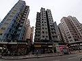 HK Kln 九龍城 Kowloon City 土瓜灣 To Kwa Wan 馬頭角道 Ma Tau Kok Road near 炮杖街 Pau Chung Street buildings June 2020 SS2 05.jpg