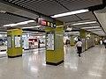 HK TST 尖沙咀 Tsim Sha Tsui MTR Station concourse July 2020 SS2 10.jpg