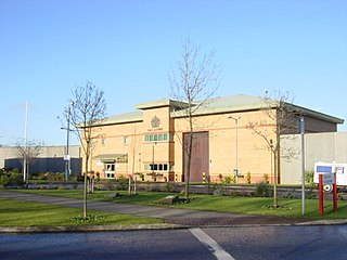 HM Prison Altcourse Mens prison and young offender institution in Liverpool