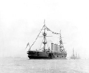 HMS Terrible (1895) - Image: HMS Terrible