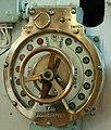 HMS Belfast - Wheelhouse - Rudder transmitter.jpg