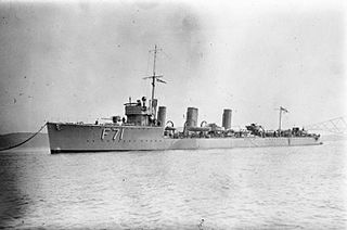 HMS <i>Rosalind</i> (1916)