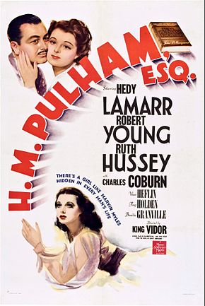 Description de l'image H M Pulham Esq poster.jpg.
