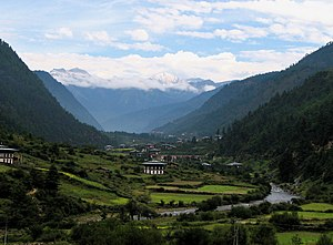 valleys of bhutan wikipedia