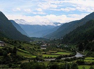 Valleys of Bhutan
