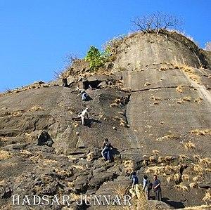 Hadsar - The northern climbing way