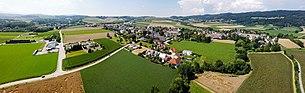 Aerial view of Hafnerbach