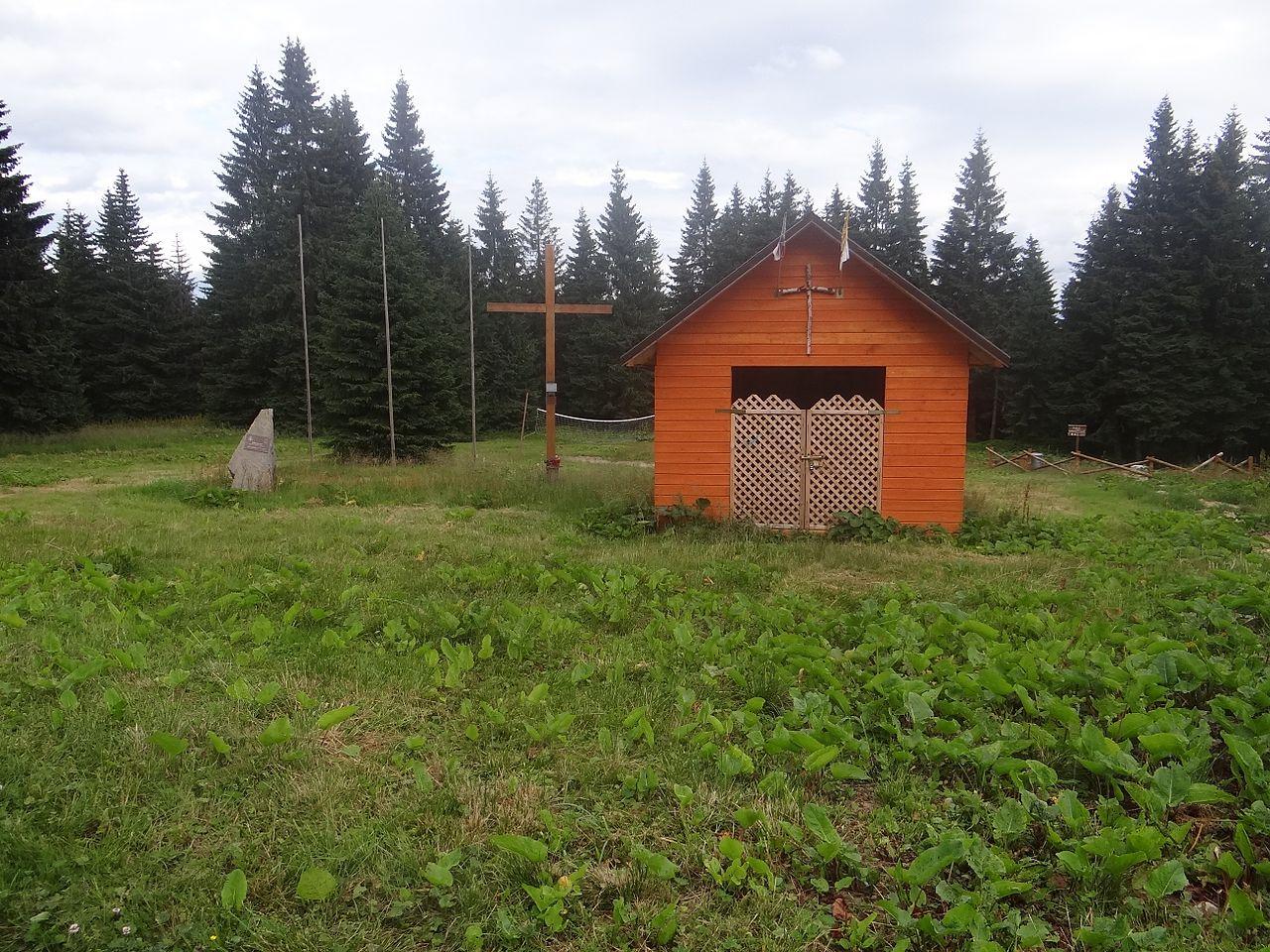 Szlak turystyczny – Hala Boracza – Lipowska