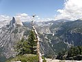 Half Dome and Yosemite from Glacier Point - panoramio.jpg