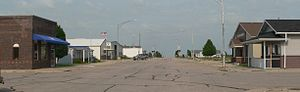 Hallam, Nebraska Main from Harrison 2.JPG