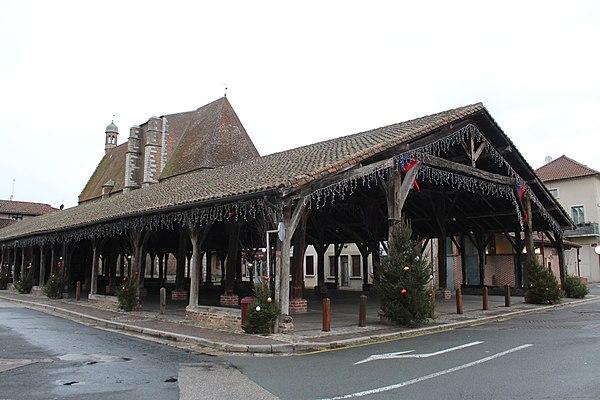 Photo de la ville Châtillon-sur-Chalaronne