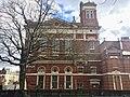 Hampstead Town Hall, Belsize Avenue, March 2021.jpg